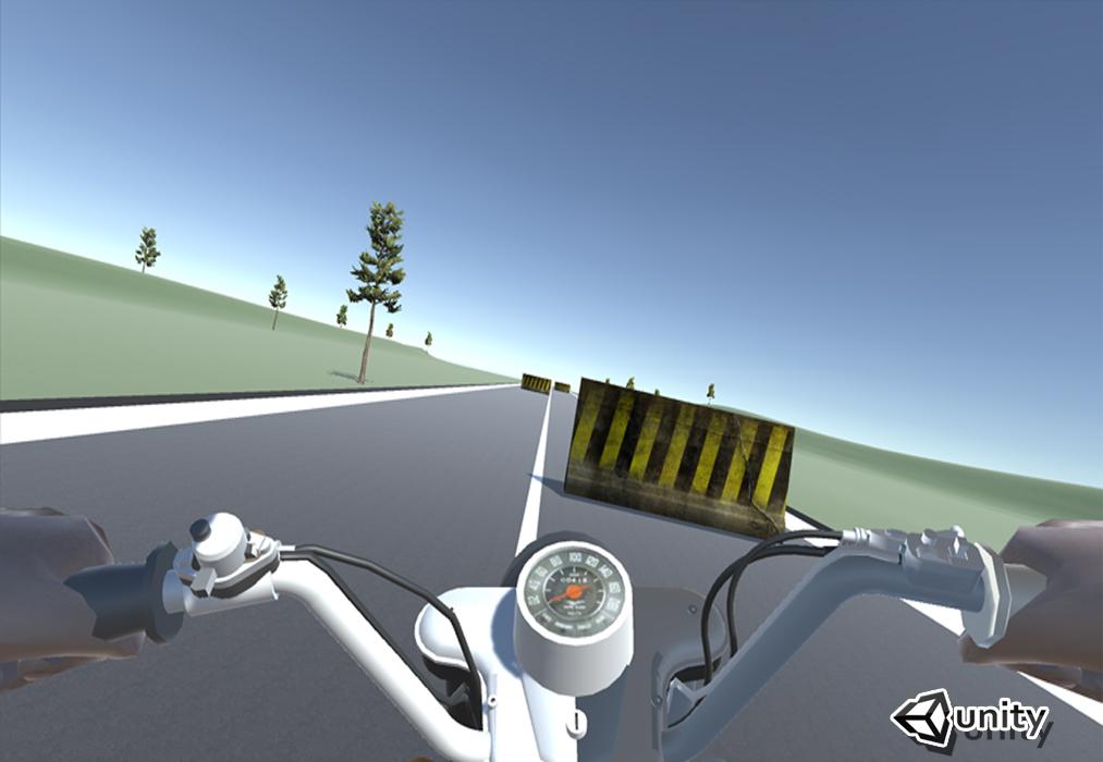 piloter une moto