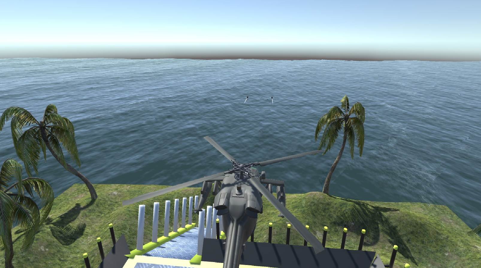 Tuto helicoptere 2 unity3D