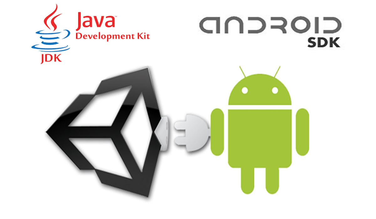 JDK SDK Android Unity